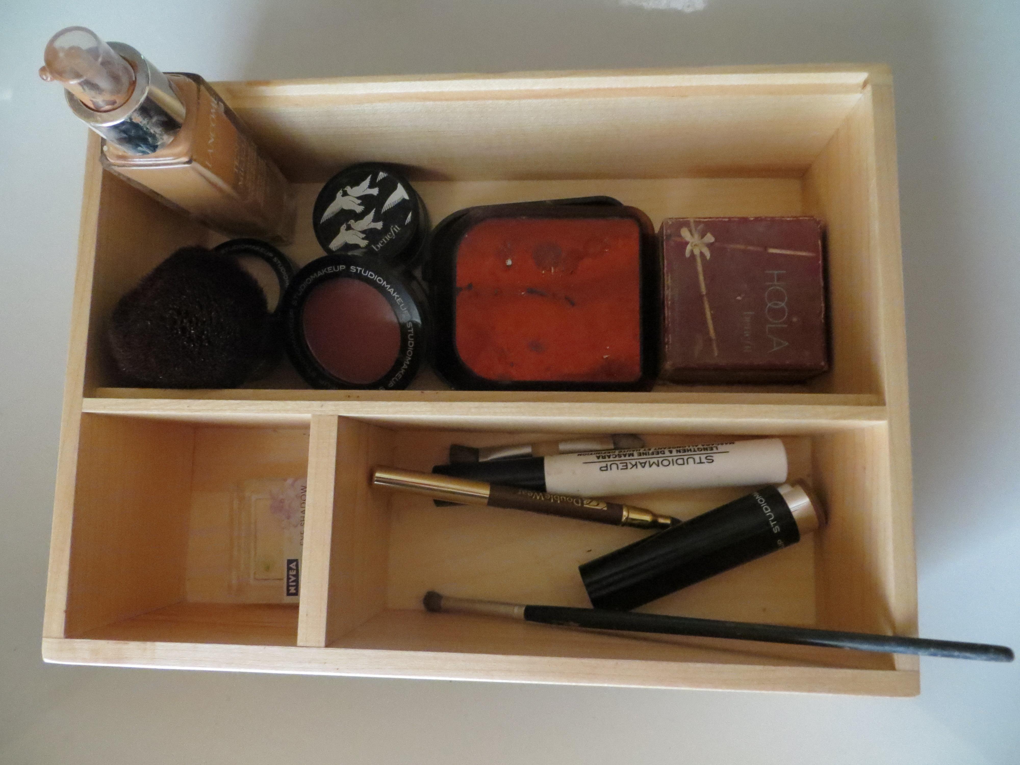 Boîte à maquillage